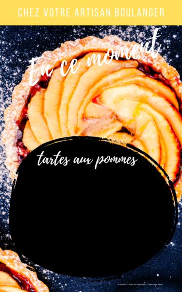 L'ardoisine 'Tartes aux pommes'